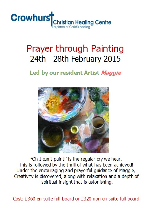 Prayer Through Painting